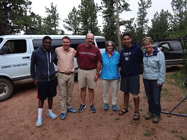 Camp Visit to Sanborn Western Camps