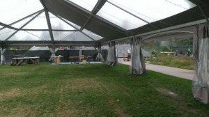 large tent entry way looking SW-00