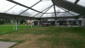 large tent from entry way looking SE-00