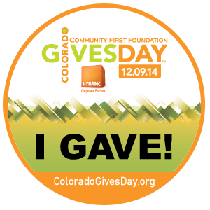 Annual CAMPaign – Join us for CO Gives Day