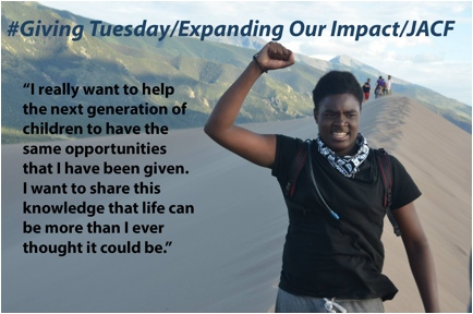 'Expanding Our Impact' Camper Contest – RESULTS ANNOUNCED