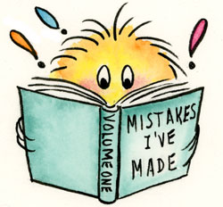 Perhaps the Safest Place to Make Mistakes…and Learn From Them