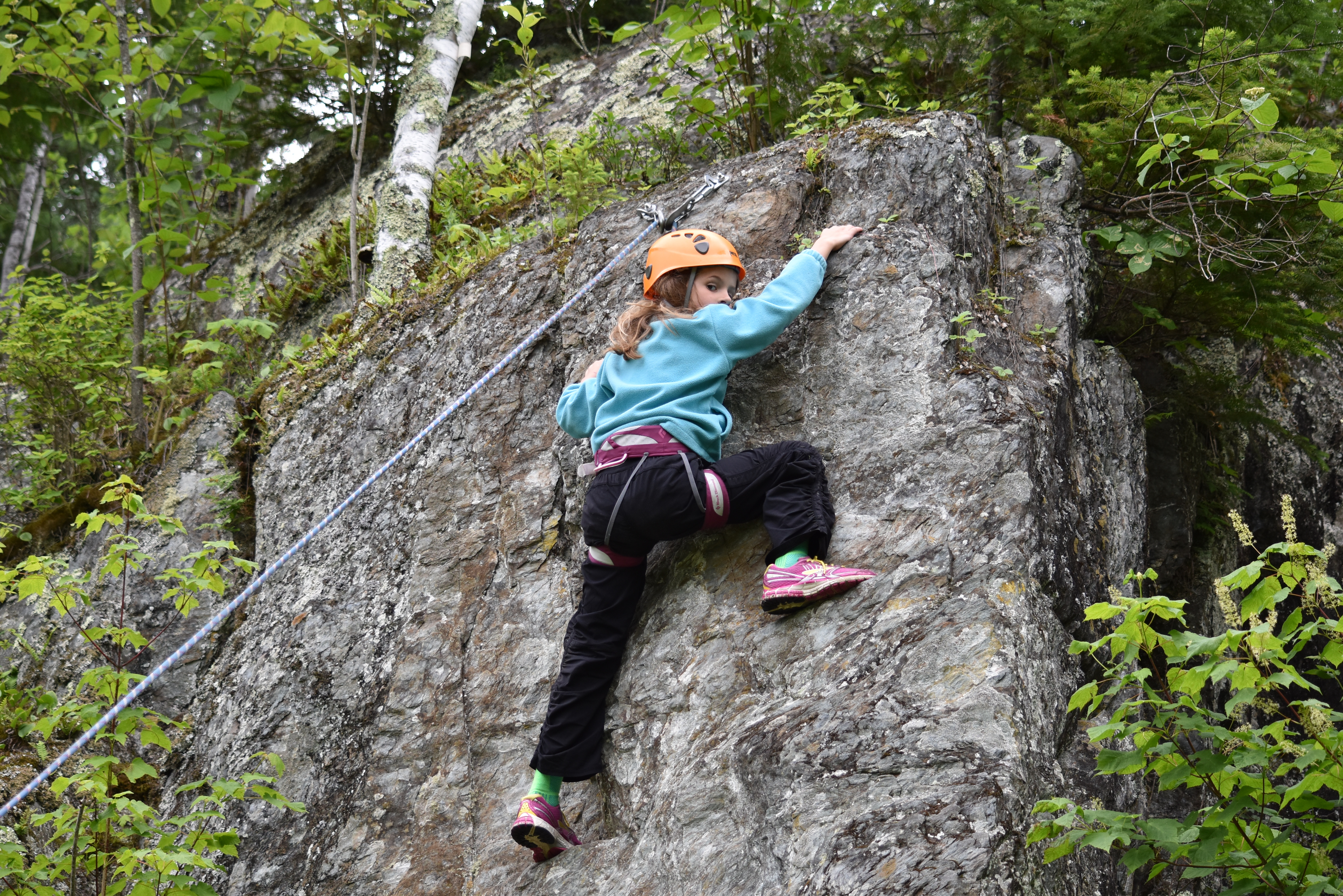 Camp Offers Significant Physical Activity To Campers
