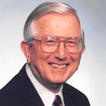 In Memoriam: Homer Clark Evans – Founding Trustee